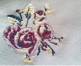 soho embroidery Floral Appliqué
