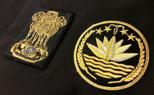 soho embroidery National Emblem Embroidered Badges