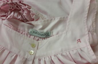 Soho Embroidery IonaDebarge personalized nightwear