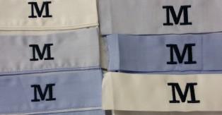 soho embroidery IONA DEBARGE personalized nightwear
