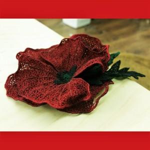 Soho Embroidery Poppy Appeal