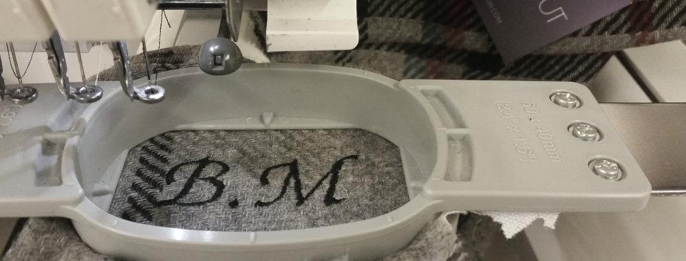 Soho Embroidery - Website - monogram enquiry 1 - header